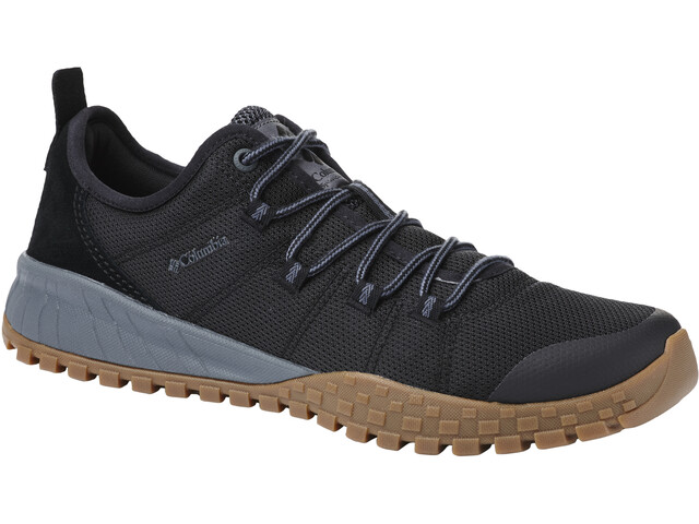 Columbia Fairbanks Chaussures à tige basse Homme, black/graphite